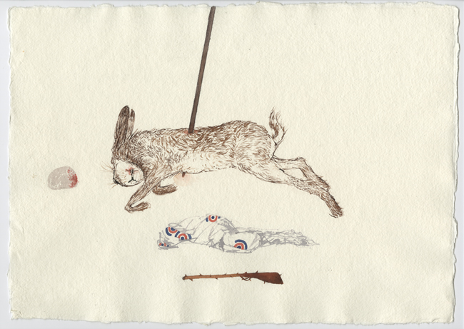 The Man Who Caught Hares With His Bare Hands
