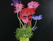 Flower study (Anemones)